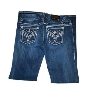"Vigoss ""The New York"" Boot Cut Jeans"
